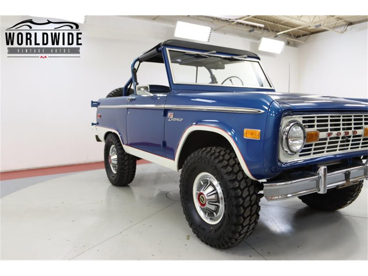 1972 Ford Bronco (CC-1392319) for sale in Denver , Colorado