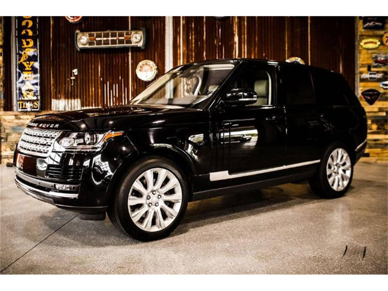 2015 Land Rover Range Rover (CC-1392341) for sale in Cadillac, Michigan