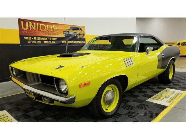 1972 Plymouth Cuda (CC-1392343) for sale in Mankato, Minnesota