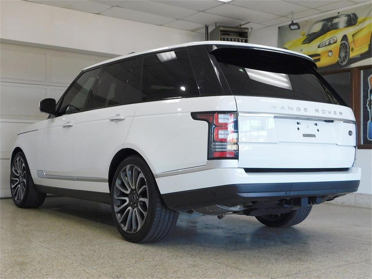 2017 Land Rover Range Rover (CC-1392345) for sale in Hamburg, New York