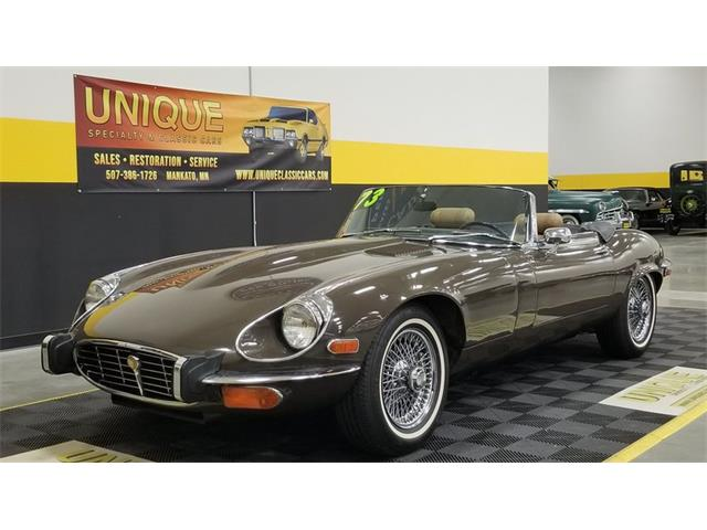 1973 Jaguar XKE (CC-1392352) for sale in Mankato, Minnesota