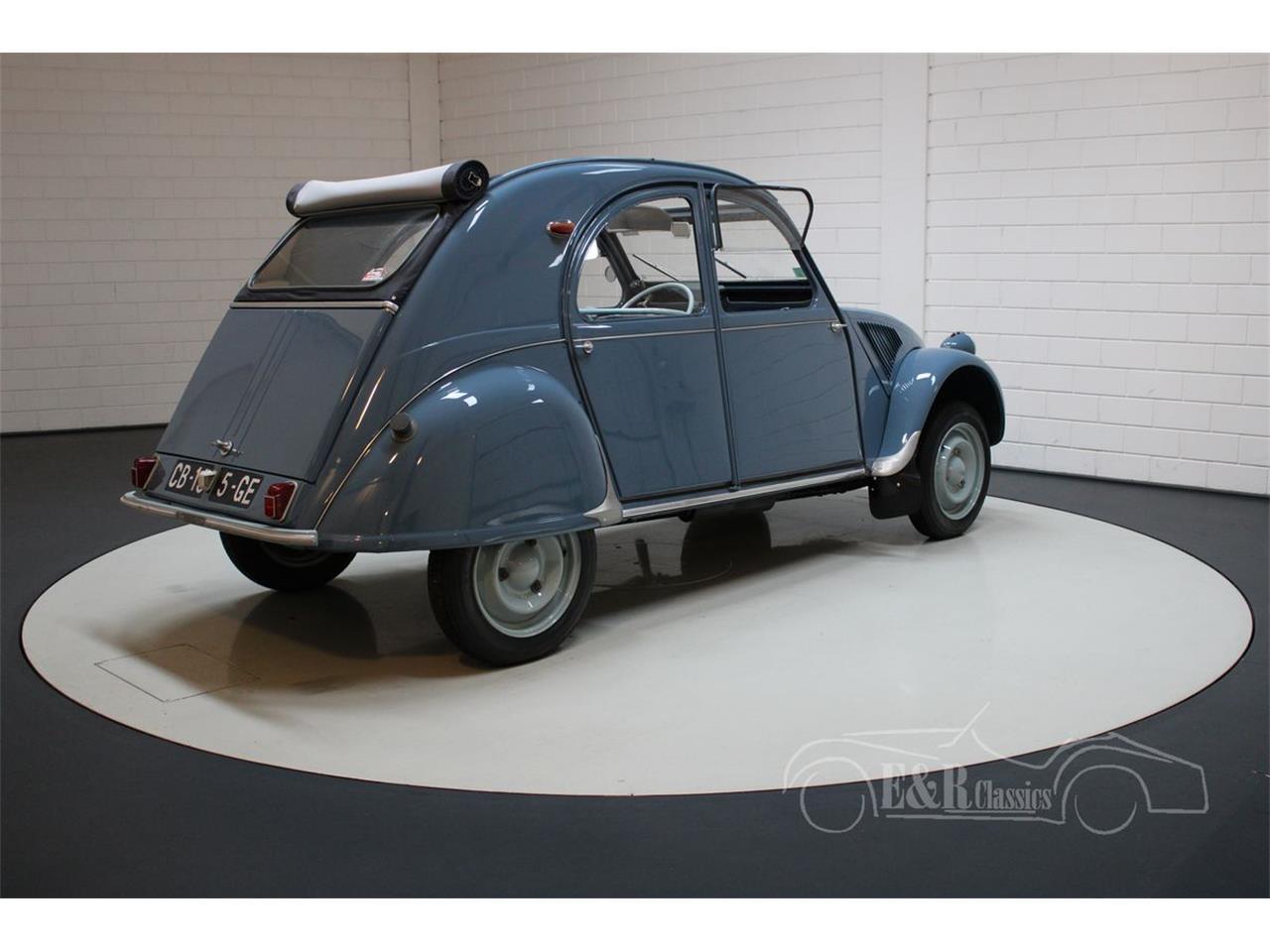 1959 Citroen 2CV (CC-1392361) for sale in Waalwijk, Noord-Brabant