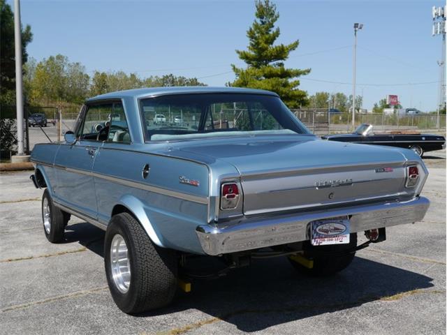 1963 Chevrolet Nova (CC-1392383) for sale in Alsip, Illinois