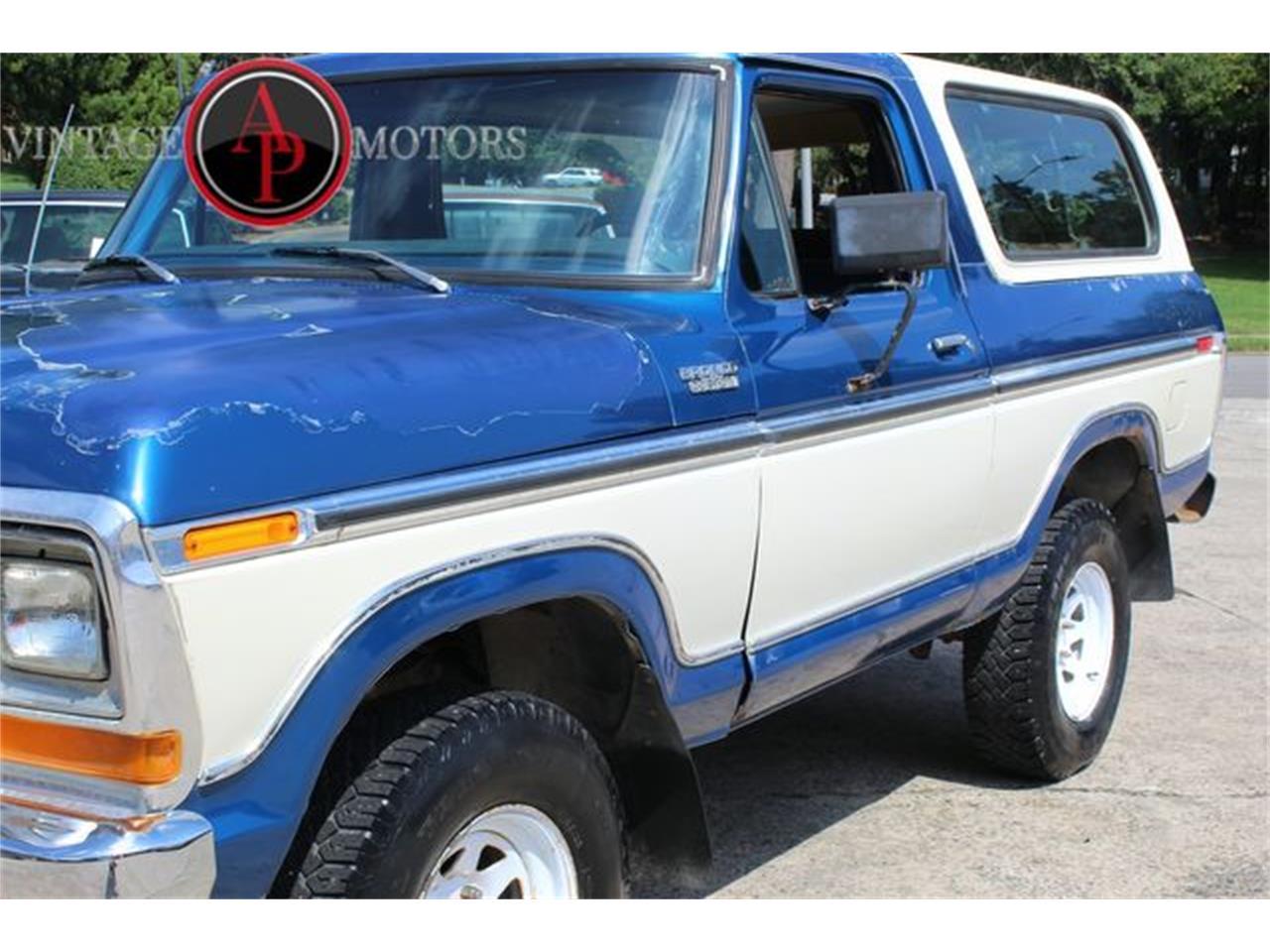 1979 Ford Bronco (CC-1392395) for sale in Statesville, North Carolina