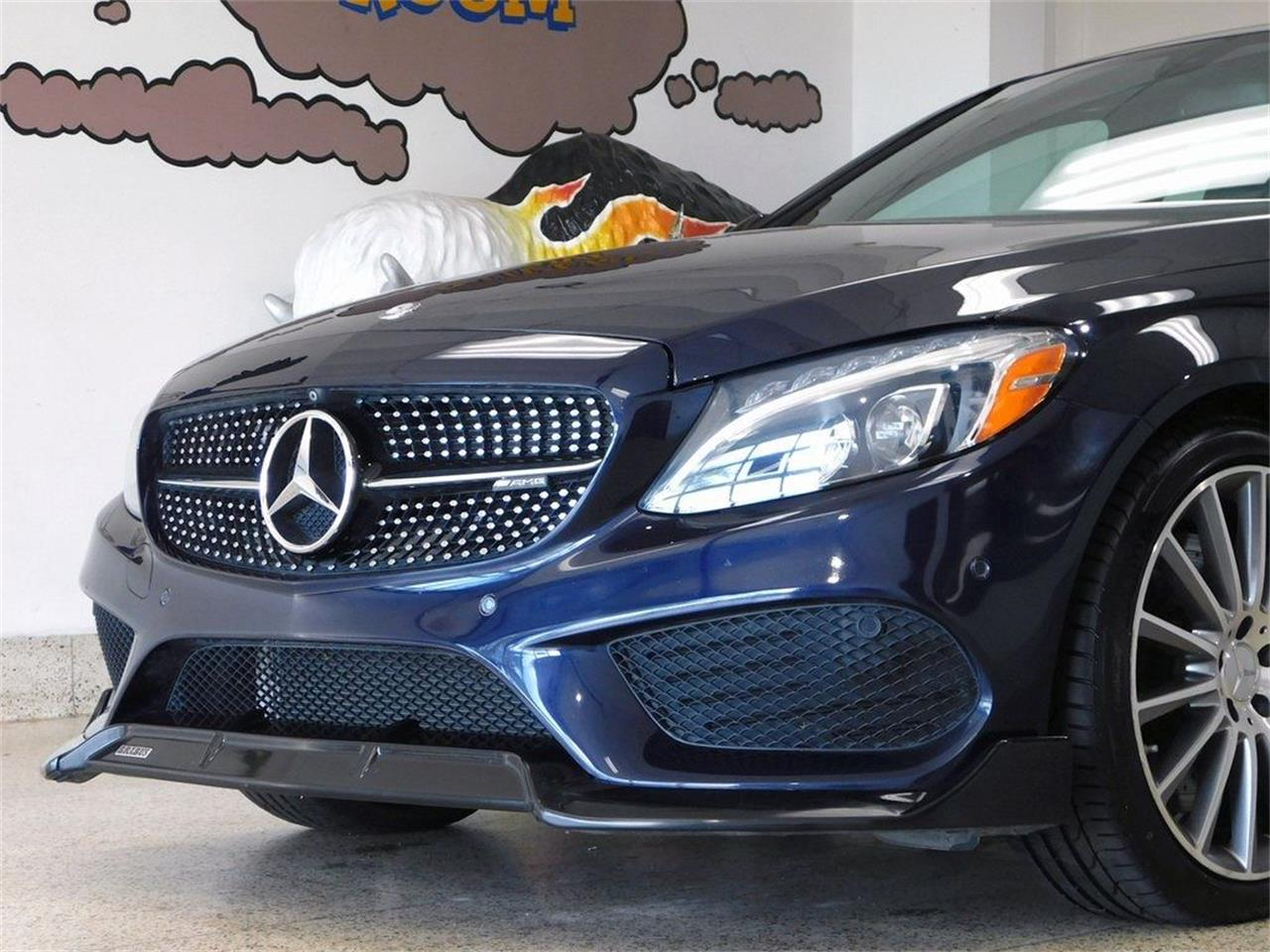 2017 Mercedes-Benz C-Class (CC-1390024) for sale in Hamburg, New York