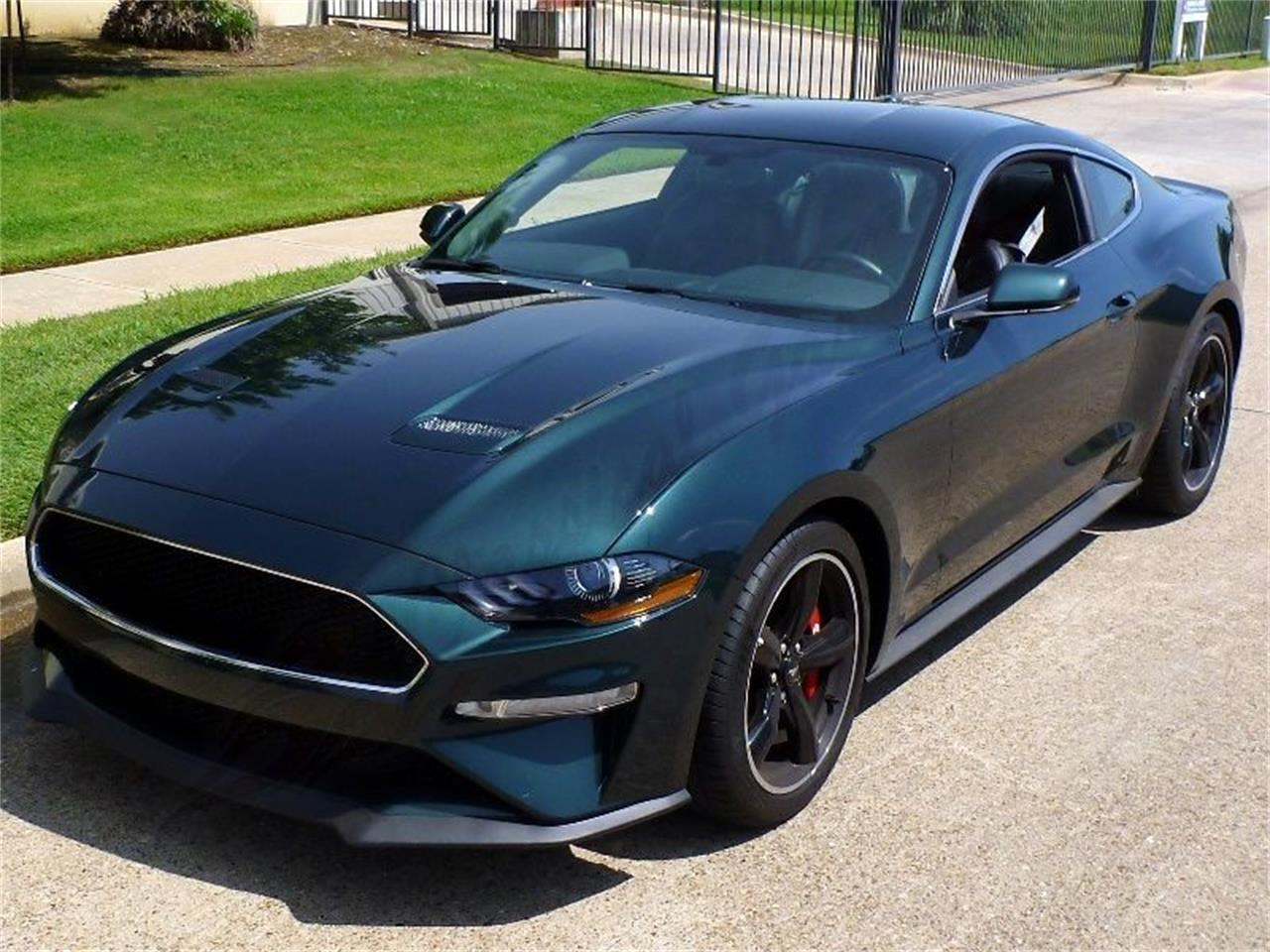 2019 Ford Mustang (CC-1392402) for sale in Arlington, Texas