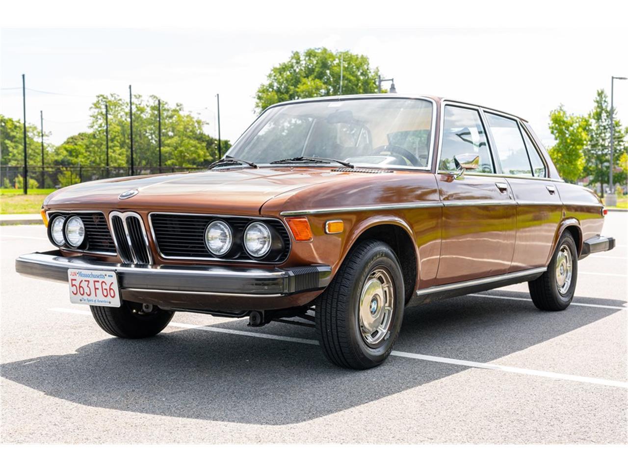 1974 bmw bavaria 3.0 s for sale classiccars.com cc-1392416