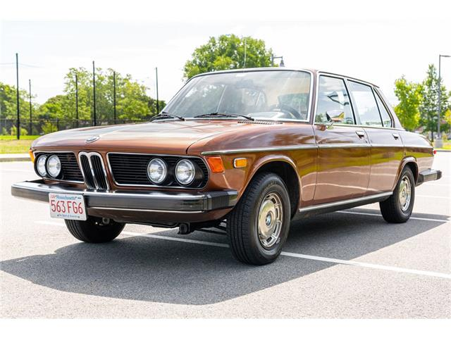 1974 BMW Bavaria 3.0 S (CC-1392416) for sale in Duxbury, Massachusetts