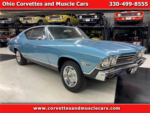 1968 Chevrolet Chevelle (CC-1390242) for sale in North Canton, Ohio