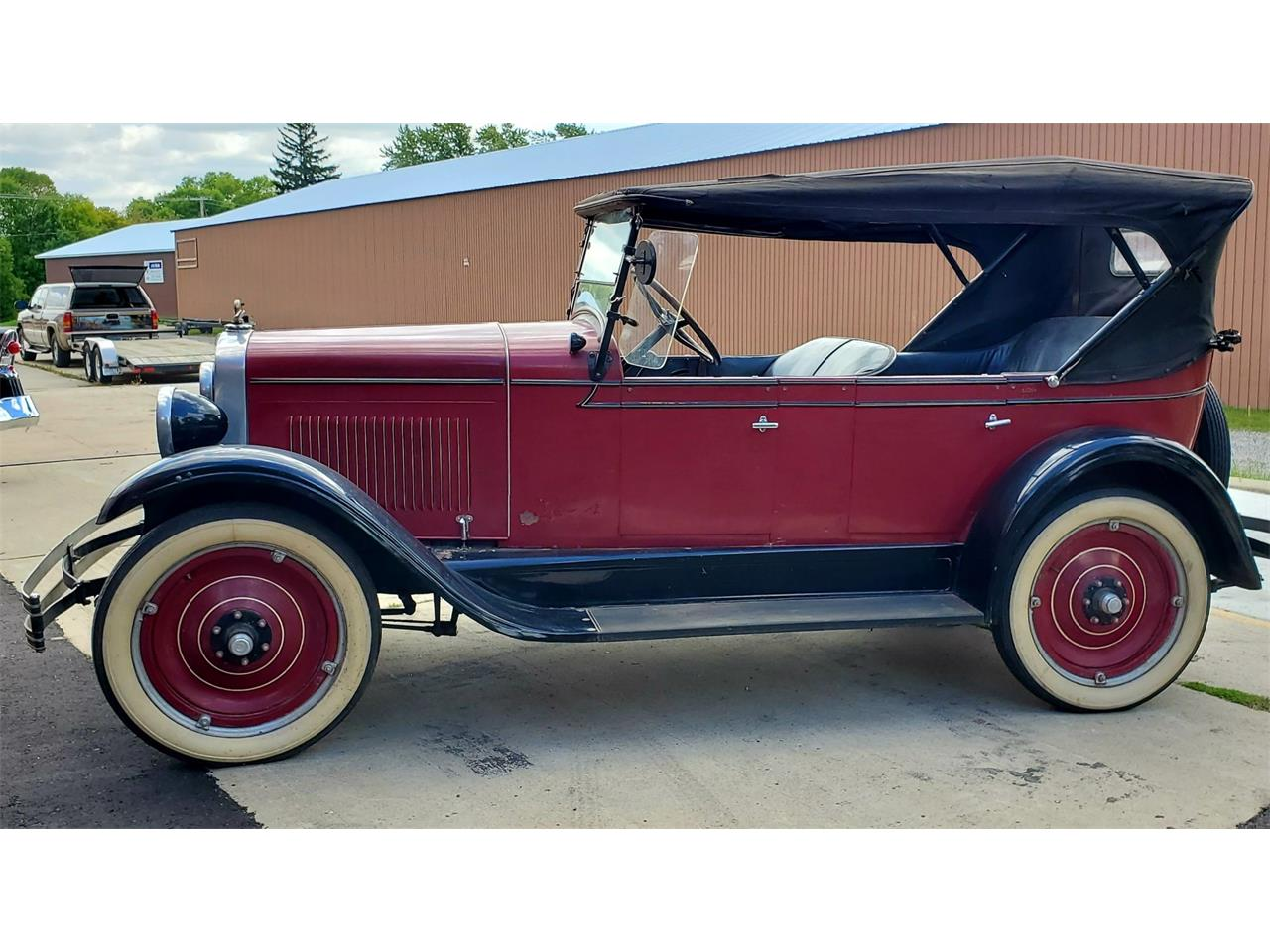 1928 Chevrolet Touring (CC-1392420) for sale in Annandale, Minnesota