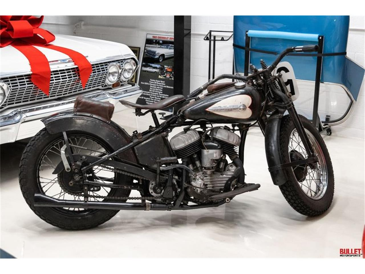 1950 Harley-Davidson Custom (CC-1392430) for sale in Fort Lauderdale, Florida