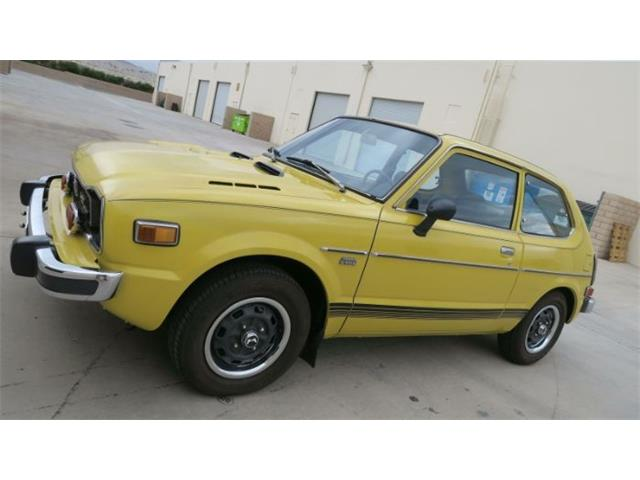 1975 Honda CVCC (CC-1392433) for sale in Cadillac, Michigan