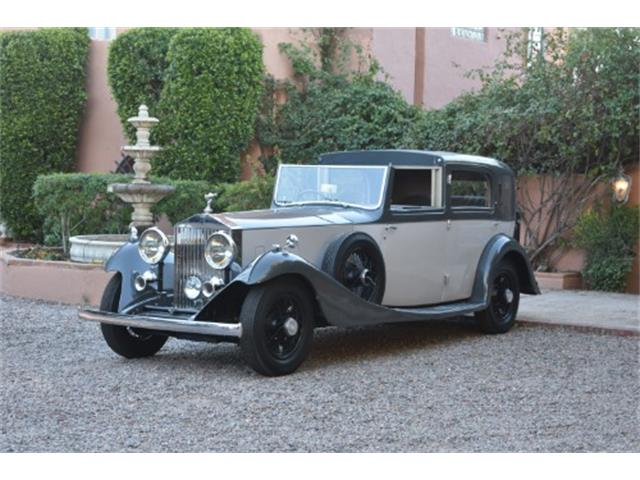 1933 Rolls-Royce Phantom II (CC-1392440) for sale in Astoria, New York