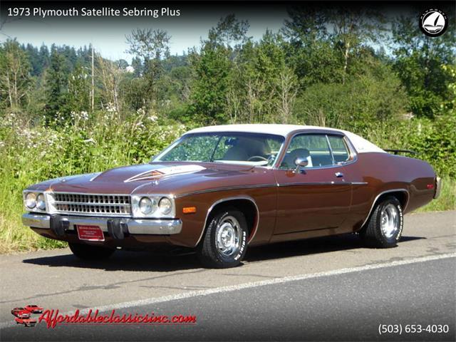 1973 Plymouth Satellite Sebring