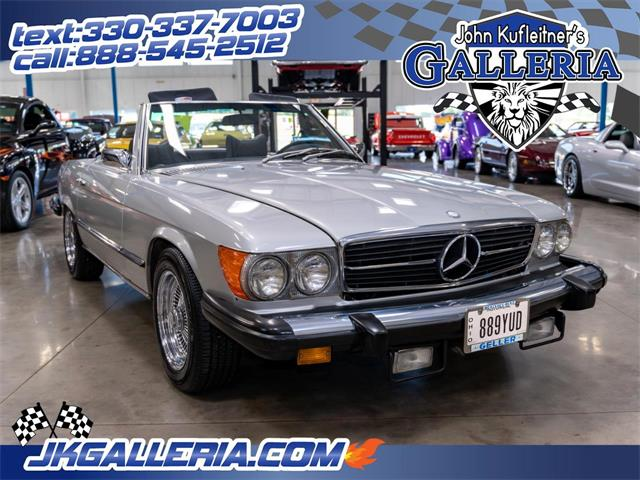 1975 Mercedes-Benz 450SL (CC-1392462) for sale in Salem, Ohio