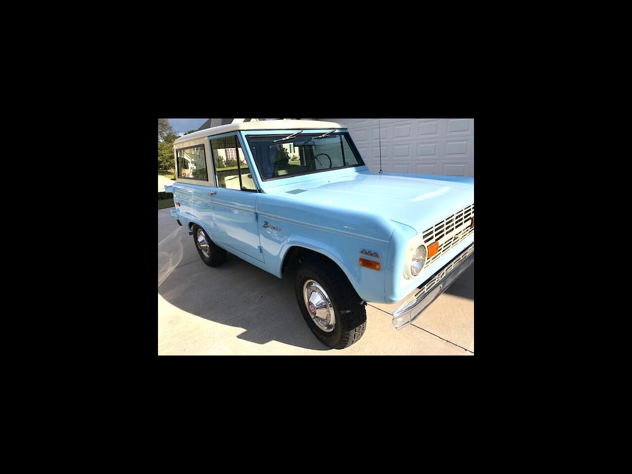 1970 Ford Bronco (CC-1392471) for sale in Greenville, North Carolina