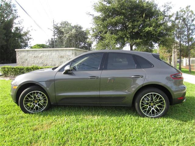 2016 Porsche Macan (CC-1392477) for sale in Delray Beach, Florida