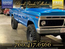 1976 Ford F250 (CC-1392484) for sale in Palm Desert , California