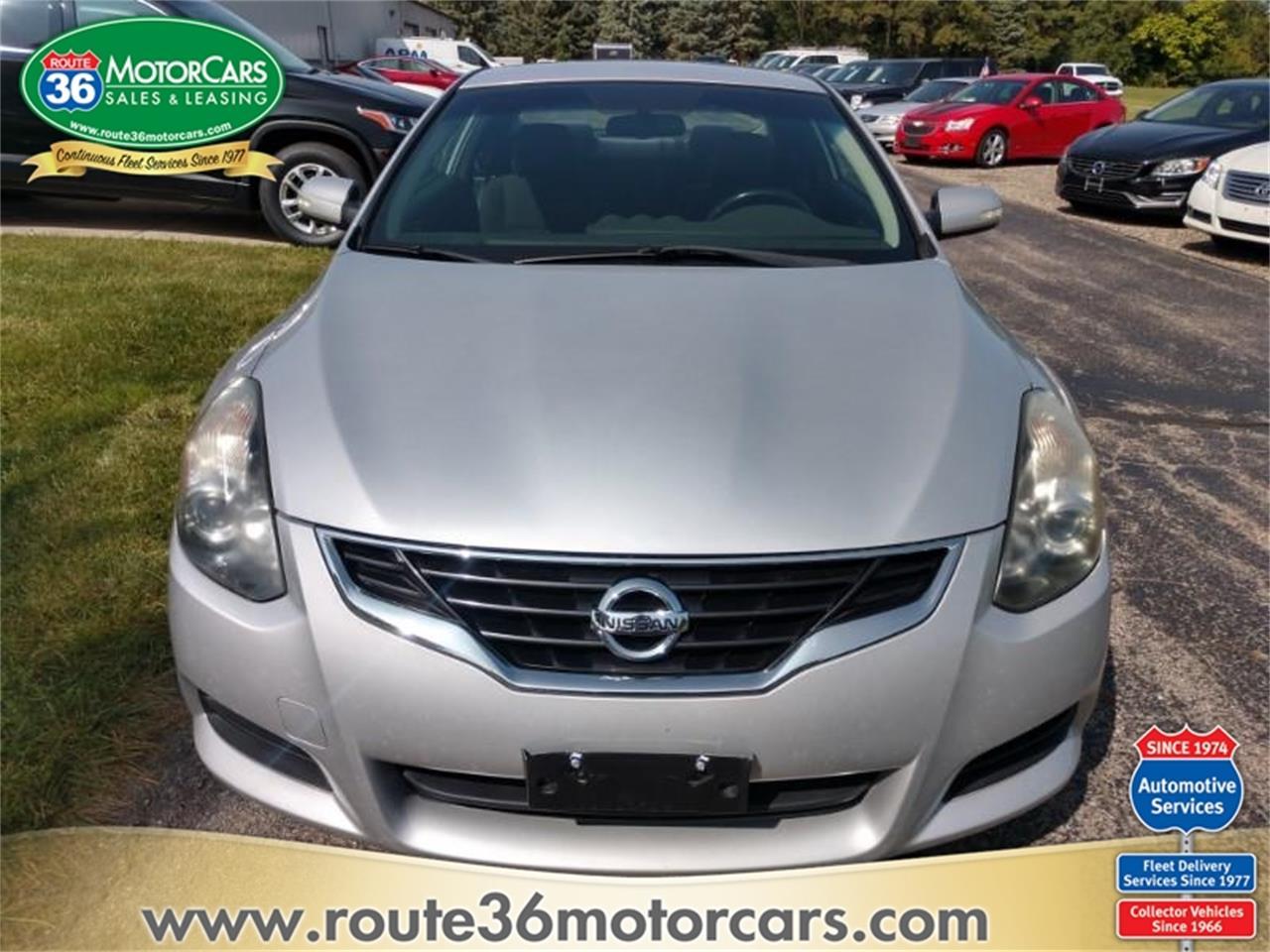 2012 Nissan Altima (CC-1392491) for sale in Dublin, Ohio