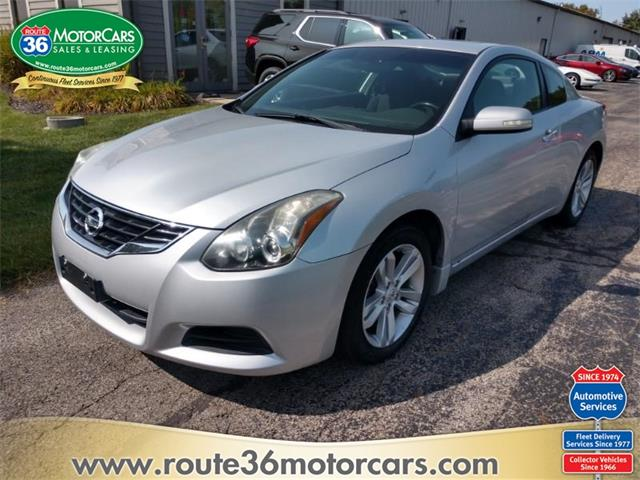 2012 Nissan Altima (CC-1392491) for sale in Dublin, Ohio