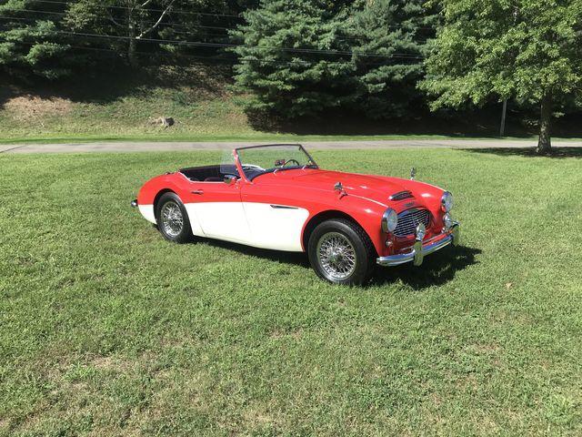 1960 Austin-Healey 3000 (CC-1392495) for sale in Carlisle, Pennsylvania