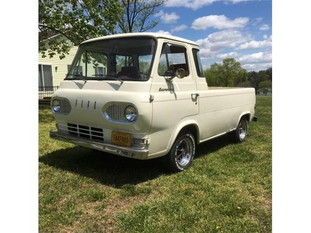 1962 Ford Econoline (CC-1392496) for sale in Carlisle, Pennsylvania
