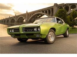 1969 Pontiac GTO (CC-1392499) for sale in Carlisle, Pennsylvania