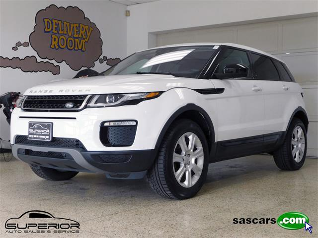 2017 Land Rover Range Rover Evoque (CC-1390025) for sale in Hamburg, New York