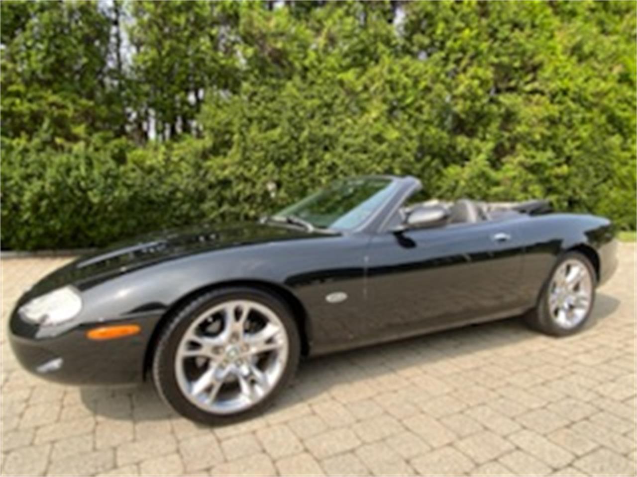 1999 Jaguar XK8 (CC-1392515) for sale in Carlisle, Pennsylvania