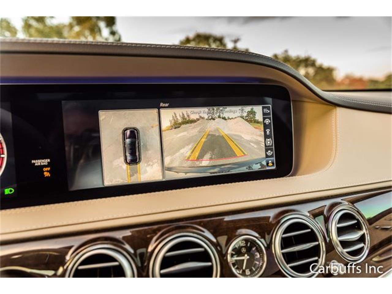 2018 Mercedes-Benz S-Class (CC-1392523) for sale in Concord, California