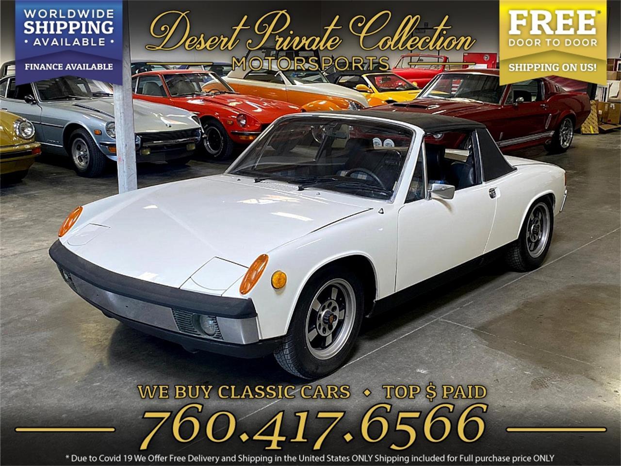 1970 Porsche 911 (CC-1392525) for sale in Palm Desert , California