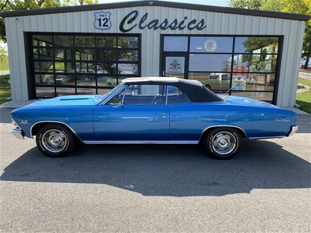 1966 Chevrolet Chevelle (CC-1392559) for sale in Webster, South Dakota
