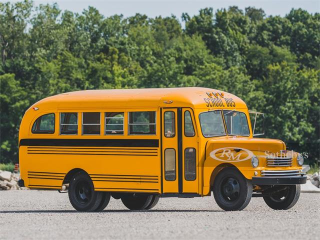 1949 Nash School Bus (CC-1392561) for sale in Hershey, Pennsylvania