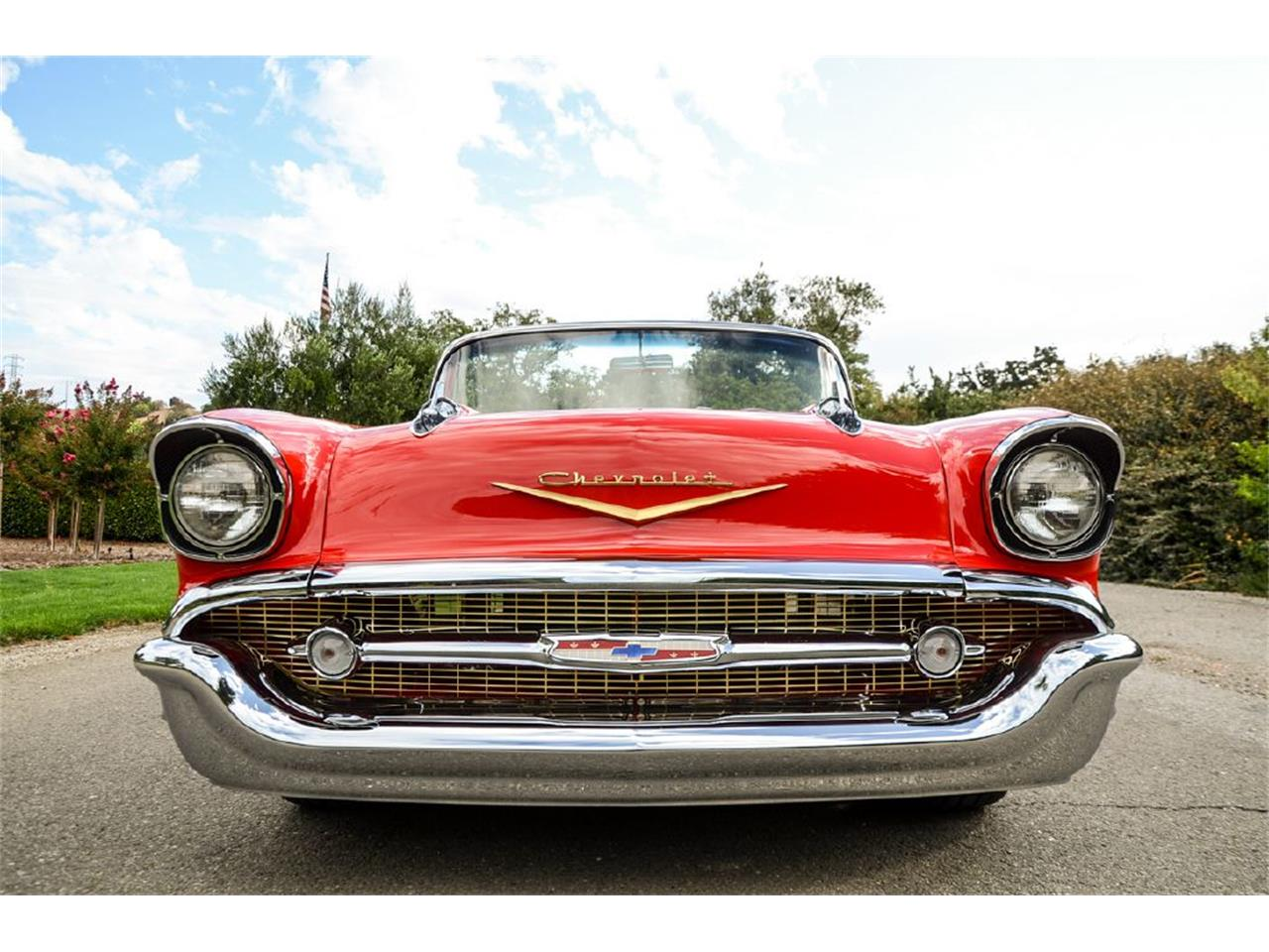 1957 Chevrolet Bel Air (CC-1392563) for sale in Morgan Hill, California