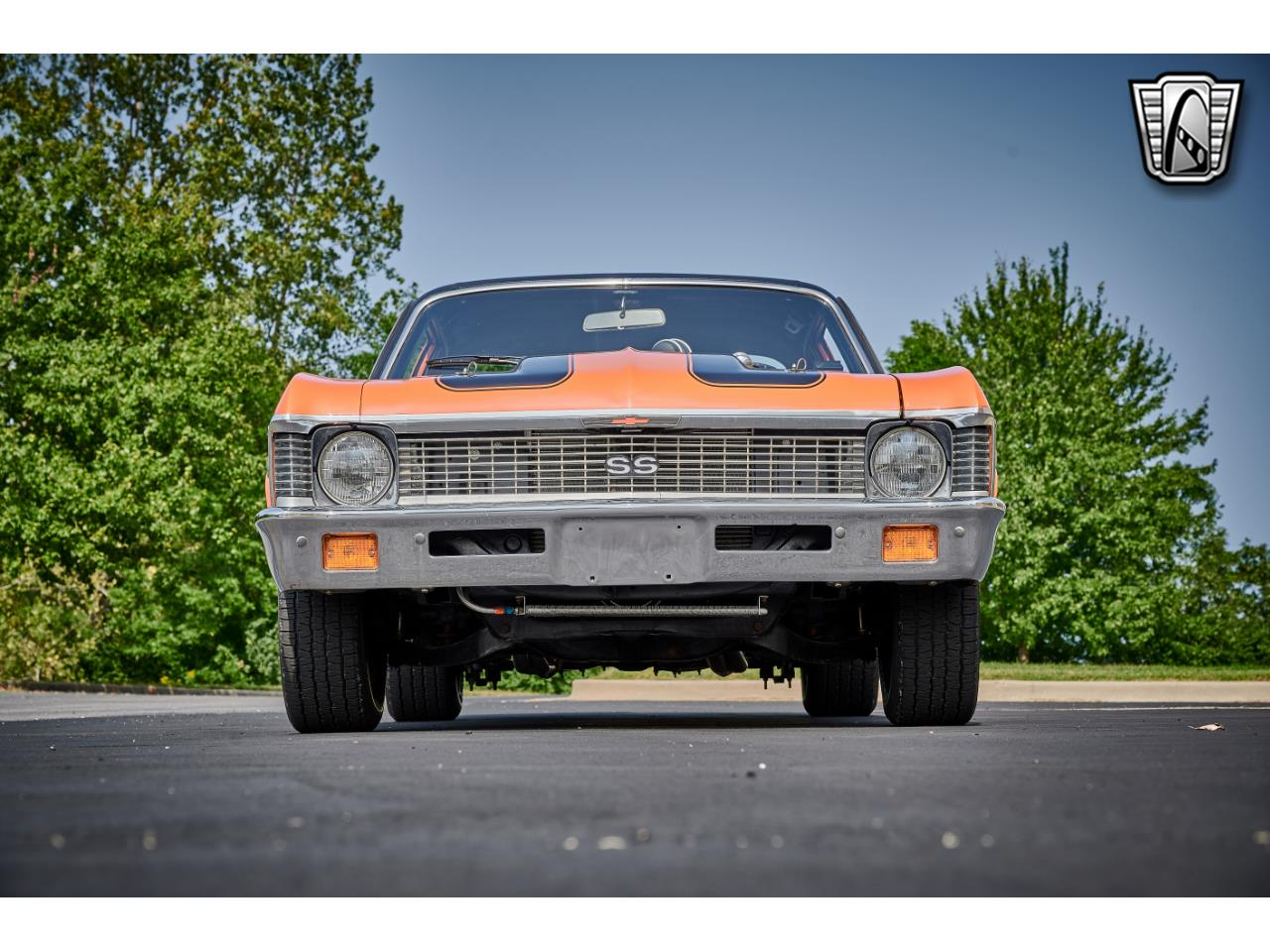 1972 Chevrolet Nova (CC-1392569) for sale in O'Fallon, Illinois