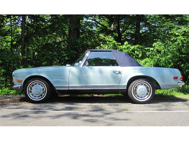 1970 Mercedes-Benz 280SL (CC-1392570) for sale in Media, Pennsylvania