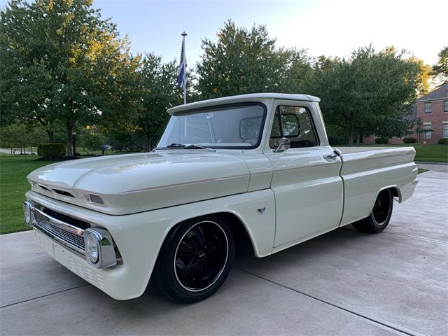 1966 Chevrolet C10 (CC-1392572) for sale in NORTH ROYALTON, OHIO (OH)