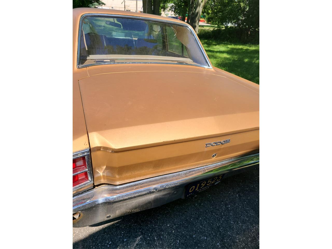 1969 Dodge Dart (CC-1392577) for sale in Lansing, Michigan