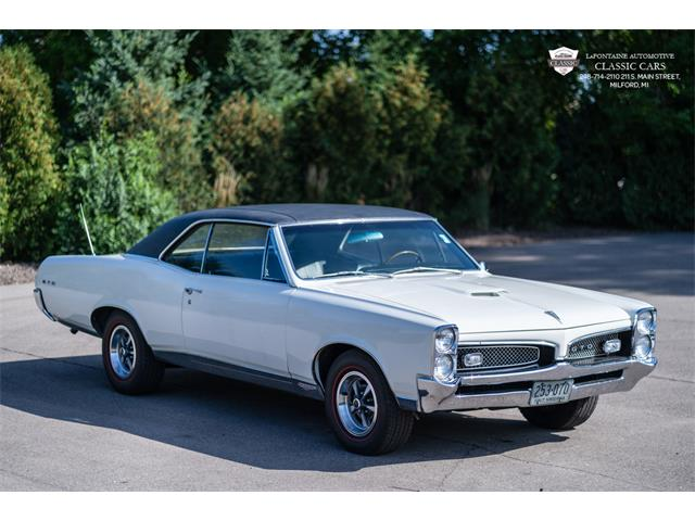 1967 Pontiac GTO (CC-1392579) for sale in Milford, Michigan