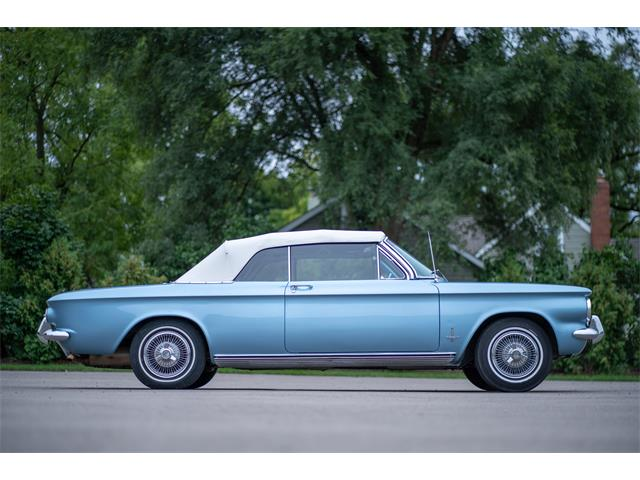 1963 Chevrolet Corvair Monza (CC-1392585) for sale in Milford, Michigan