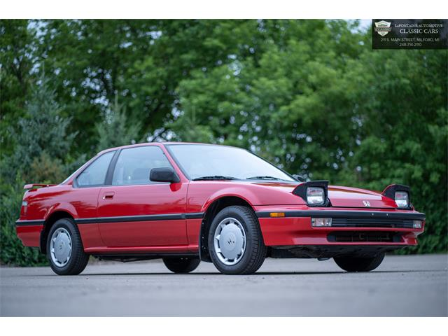 1991 Honda Prelude (CC-1392589) for sale in Milford, Michigan