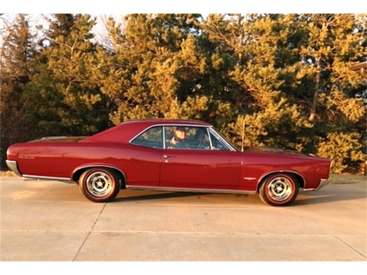1966 Pontiac GTO (CC-1392597) for sale in GREAT BEND, Kansas