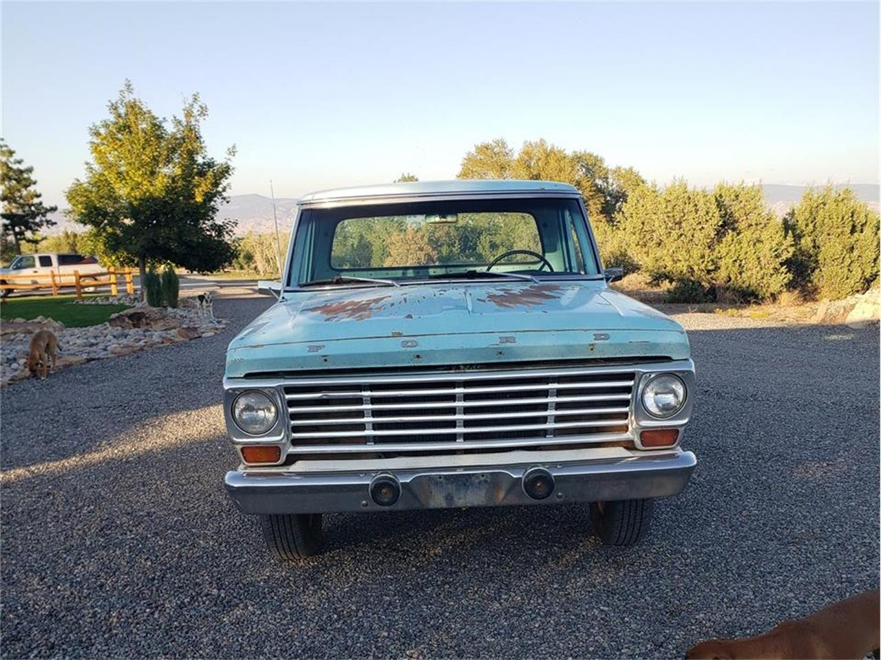 1967 Ford F100 (CC-1392599) for sale in Montrose, Colorado
