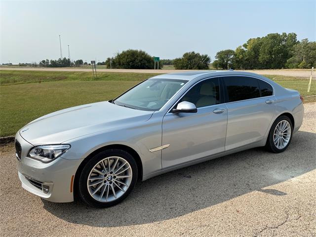 2015 BMW 750li (CC-1392616) for sale in GREAT BEND, Kansas