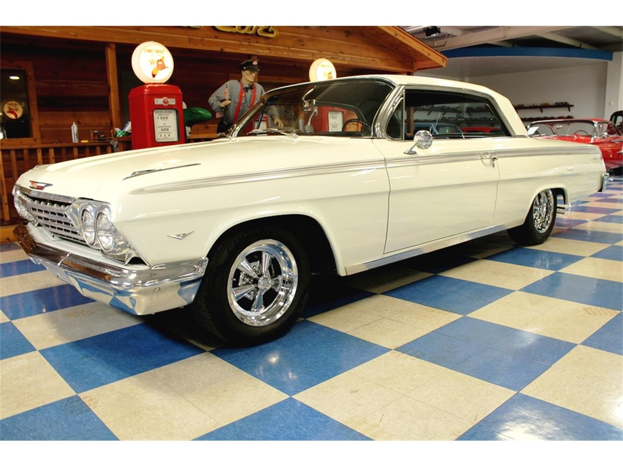 1962 Chevrolet Impala (CC-1392627) for sale in New Braunfels , Texas