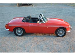 1972 MG MGB (CC-1392630) for sale in Port Clinton, Ohio