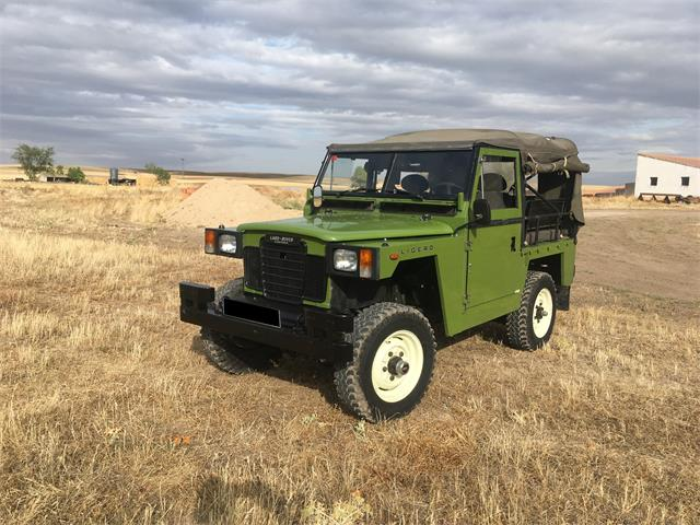 1982 Land Rover Lightweight (CC-1392632) for sale in torrelodones, Madrid