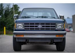 1989 Chevrolet S10 (CC-1392634) for sale in Milford, Michigan