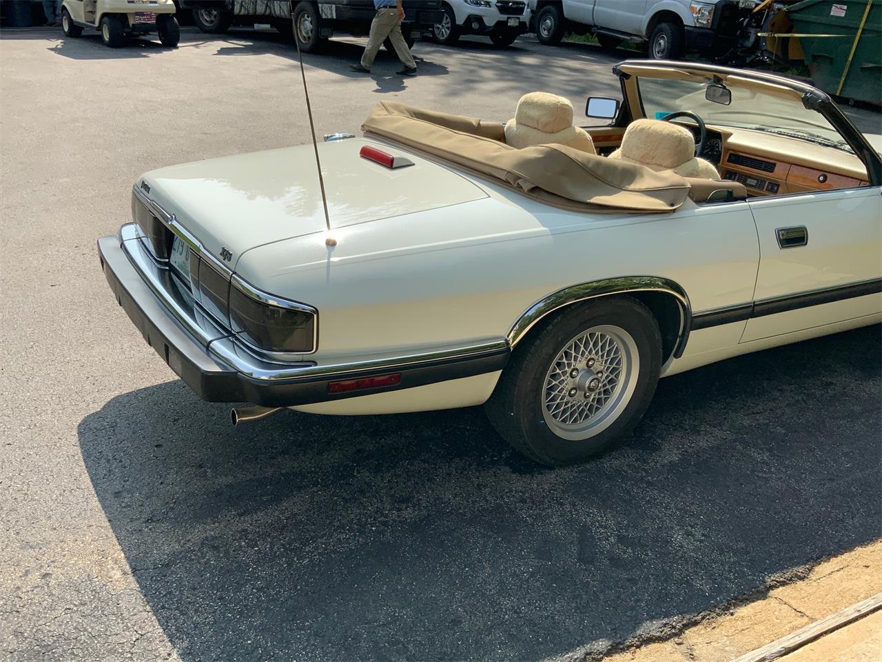 1993 Jaguar XJS (CC-1392639) for sale in Bartlett, New Hampshire