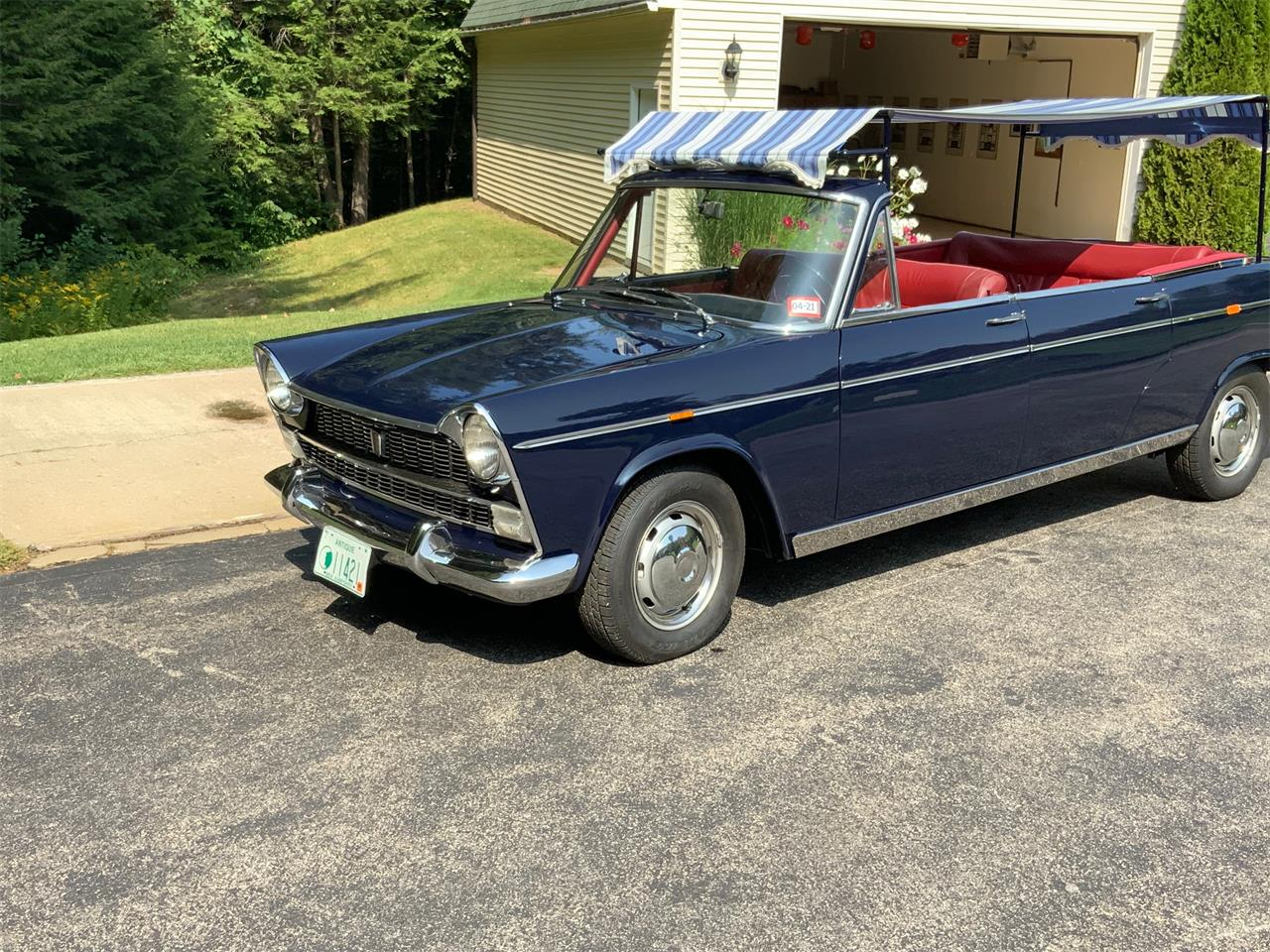 1963 Fiat 1500 (CC-1392648) for sale in Bartlett, New Hampshire